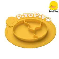 黃色小鴨PiyoPiyo- 一體式防滑矽膠攜帶盤