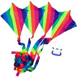 哈街 MIT台灣製造,彩色多節串聯風箏
