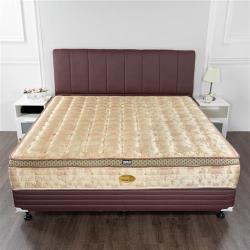 DEREK 舒壓護背蜂巢式獨立筒床組-單