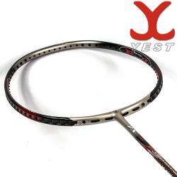 YEST 雅思特 -奈米高剛性碳纖維羽球拍 YS-865