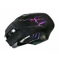 KINYO  闇夜之刃6鍵式電競專用有線滑鼠