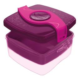 【法國Maped】輕鬆開兒童餐盒1.4L-熱情紫