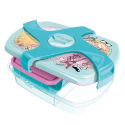 【法國Maped】輕鬆開兒童子母餐盒1.78L-氣質巴黎