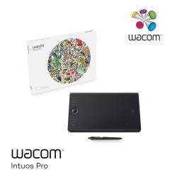 5月登錄贈活動!!!Wacom Intuos Pro Medium 創意觸控繪圖板 PTH-660/K0-C