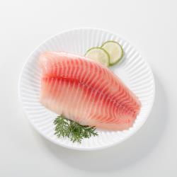 華得水產-鮮甜生食級鯛魚片5件組(200g/包)~ (贈送 鯛魚下巴1000g)