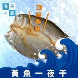 漢哥水產  黃魚一夜干-240g-尾-包  (2包一組)