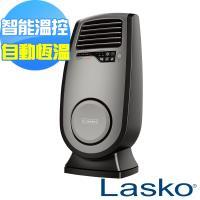 【美國Lasko】BlackHeat 黑麥克 3D熱波 渦輪循環暖氣流多功能陶瓷電暖器 CC23152TW
