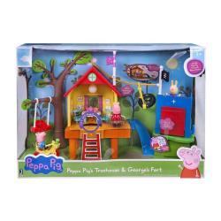 Peppa Pig粉紅豬小妹 - 歡樂樹屋
