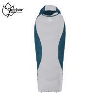 【OutdoorBase】幸福保暖信封型睡袋 顏色採隨機出貨(可拼接 中空纖維保暖 睡袋)