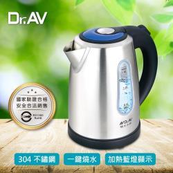 N Dr.AV 不鏽鋼快煮壺DK-1800