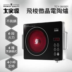 大家源 飛梭微晶電陶爐 TCY-391501