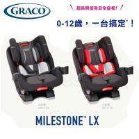 Graco 0-12歲長效型嬰幼童汽車安全座椅/汽座 -小紅帽/大灰狼 (MILESTONE LX 升級版)