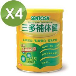 【三多】補体健禮盒(750gx2罐/盒)2盒組