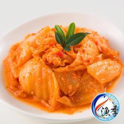 漁季水產 明太子風味泡菜(250g±10%/包) 共計5包