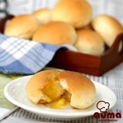 奧瑪烘焙爆漿餐包X8包(10入/包)口味任選