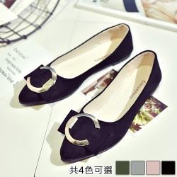 Alice (預購) 明星款樂活時尚平底鞋