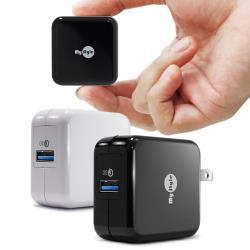 (限量福利品) MyStyle 3A 快充 QC 3.0/2.0 急速充電器-黑色