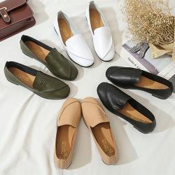 Alice (預購) 韓式名媛歐美主流平底鞋
