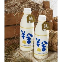 [羊舍]鮮羊乳(936ml/瓶,共4瓶)