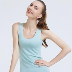 adora (3入組)冰絲背心透氣爽滑舒適無痕-6色