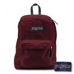【JANSPORT】SUPERBREAK 系列後背包 - 聖誕紅(JS-43501)