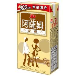 匯竑 阿薩姆原味奶茶300ml(24入)