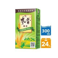 麥香 綠茶300mlx24入/箱