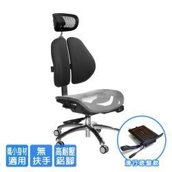 GXG 高雙背網座 工學椅  鋁腳/無扶手  TW-2806 LUANH