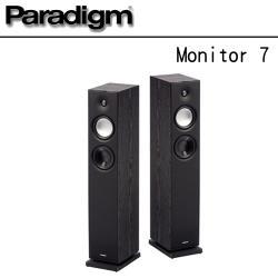 【Paradigm】落地型劇院喇叭 Monitor 7