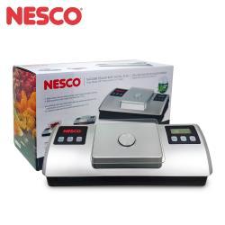 美國 NESCO 數位電秤 真空包裝機 VSS-01