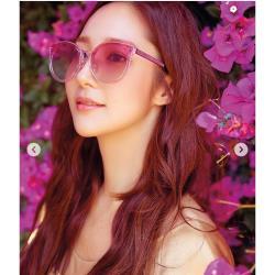 VEDI VERO 朴敏英配戴 太陽眼鏡 (粉色)