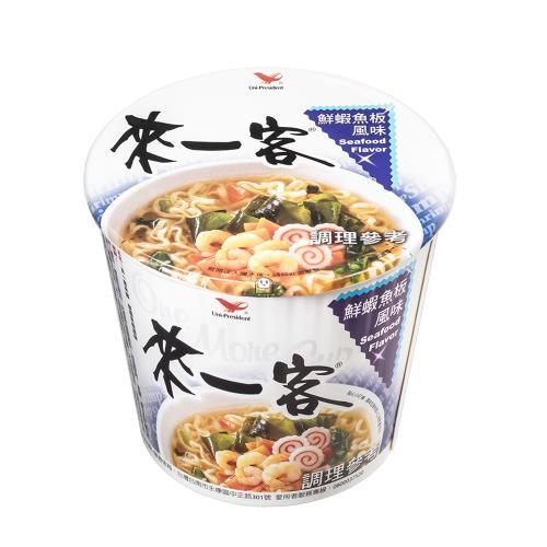 來一客 鮮蝦魚板風味12入/箱