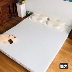 [AndyBedding]MIT天絲水洗床墊(經典LOGO)-雙人加大6尺