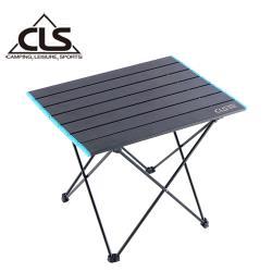 韓國CLS 鋁合金折疊蛋捲桌/摺疊桌/露營桌/登山/野餐/露營(加大型)