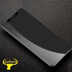 OPPO Reno Z 2.5D曲面滿版 9H防爆鋼化玻璃保護貼 (黑色)