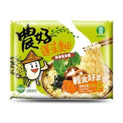 【全國農會】農好蓬萊麵-素香風味(15包入*3箱)