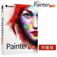 【Corel】Painter 2020 完整版盒裝(Windows/Mac)