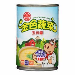 牛頭牌-玉米醬418g*3入組