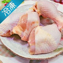 鮮凍溫體土雞-棒棒腿600g±10%