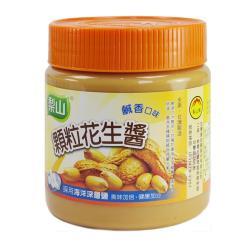 梨山牌-顆粒花生醬 鹹香口味340g