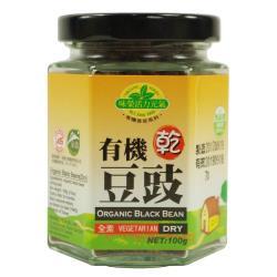 味榮-有機乾豆豉100g