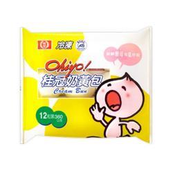 桂冠奶皇包360g±10%(12粒)