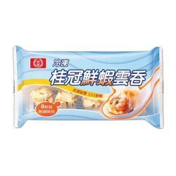 桂冠鮮蝦雲吞160g±10