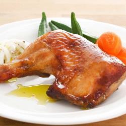 【呷七碗】私房SPA烤雞腿(190g/支*2支/包)