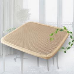 3D立體彈簧水洗透氣坐墊/涼墊/椅墊(45×45cm)