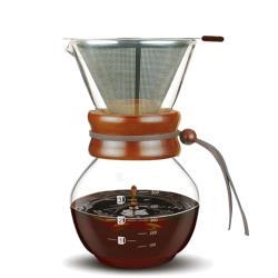 Dr.AV 日式手沖咖啡滴漏壺(DPB-6A)