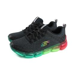 SKECHERS SKECH-AIR 運動鞋 女鞋 黑色 13221BKMT no013