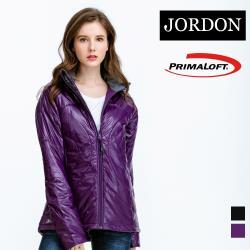 JORDON女款 PrimaLoft 科技棉柔外套 (804) 紫_網