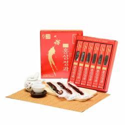 金蔘-6年根高麗紅蔘正果(300g/盒)