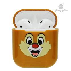 【Hong Man X Disney】正版授權 AirPods硬式保護套 奇奇與蒂蒂 蒂蒂款